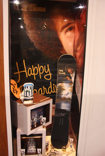 Everyone loves Bob Ross