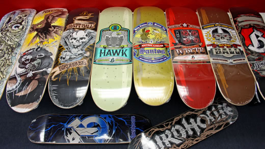 Birdhouse Skateboard Graphics