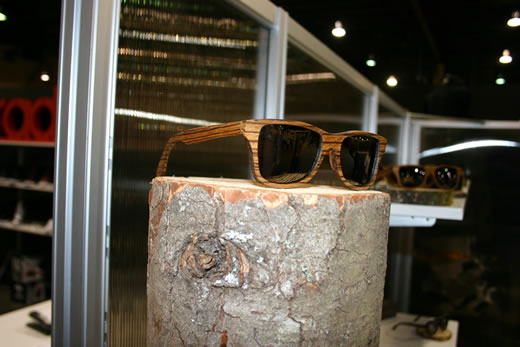 All real wood sunglasses