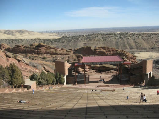 Red Rocks Amplitheater